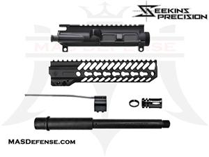 "10.5"" 300 BLACKOUT AR-15 BUILD KIT - 9"" SEEKINS NOXS RAIL- NOT ASSEMBLED"