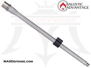 "16"" .223 WYLDE AR-15 BALLISTIC ADVANTAGE HANSON STAINLESS STEEL MID-LENGTH BARREL - PREMIUM SERIES - BABL223013P"
