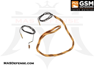 SSI 9MM CAL KNOCK OUT 2 PASS GUN ROPE CLEANER - GR9-3
