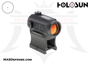 HOLOSUN ELITE GREEN DOT SIGHT - SOLAR - HE403C-GR