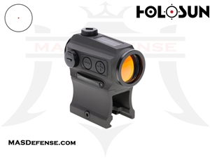 HOLOSUN RED DOT SIGHT - SHAKE AWAKE  - SOLAR- HS403C