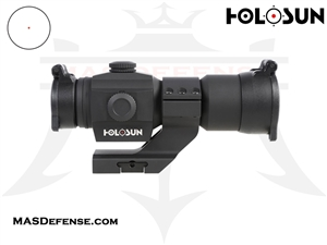 HOLOSUN 2 MOA RED DOT 30MM TUBE SIGHT - HS406A