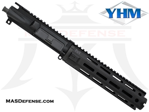 "7.5"" 300 BLACKOUT BARRELED UPPER - YANKEE HILL 9.29"" MR7 MLOK"