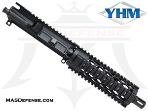 "7.5"" 5.56 / .223 BARRELED UPPER - YANKEE HILL 7.29"" DIAMOND"
