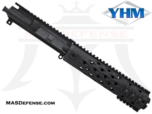 "7.5"" 9MM BARRELED UPPER - YANKEE HILL 9.20"" TODD JARRETT"