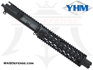 "8.5"" 300 BLACKOUT BARRELED UPPER - YANKEE HILL 9.675"" DIAMOND"