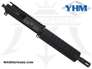 "8.5"" 300 BLACKOUT BARRELED UPPER - YANKEE HILL 7.23"" KNURLED"