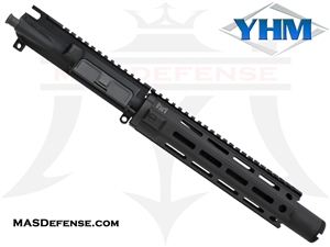 "8.5"" 300 BLACKOUT BARRELED UPPER - YANKEE HILL 9.29"" MR7 MLOK"