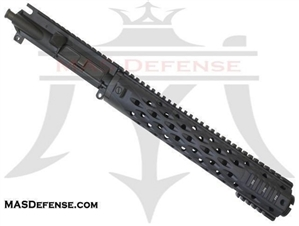 "10.5"" 300 BLACKOUT BARRELED UPPER - YANKEE HILL 12.5"" TODD JARRET"