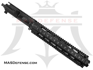 "10.5"" 5.56 / .223 BARRELED UPPER - OMEGA 12.5"" SERIES ***BLEM***"