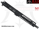 "10.5"" 5.56 / .223 BARRELED UPPER - MAS NERO 9.87"" M-LOK RAIL"