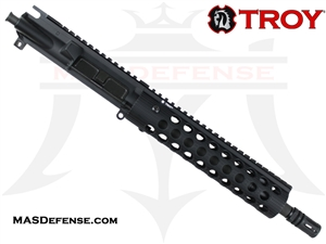 "10.5"" 5.56 / .223 BARRELED UPPER - TROY ALPHA RAIL 9"""