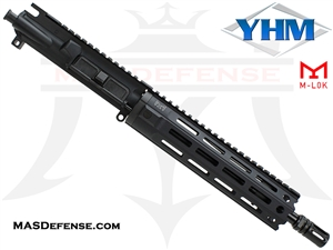 "10.5"" 5.56 / .223 BARRELED UPPER - YANKEE HILL 9.29"" MR7 M-LOK"
