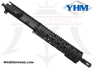 "10.5"" 9MM BARRELED UPPER - YANKEE HILL 9.20"" TODD JARRETT"