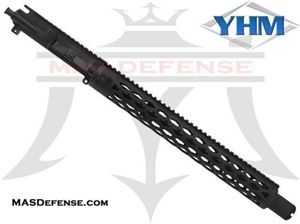 "14.5"" 300 BLACKOUT BARRELED UPPER - YANKEE HILL 15"" DIAMOND"
