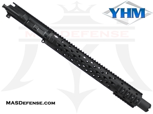 "14.5"" 300 BLACKOUT BARRELED UPPER - YANKEE HILL 15"" TODD JARRET"