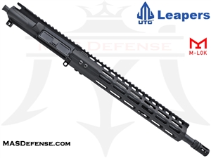 "14.5"" 5.56 / .223 BARRELED UPPER - UTG PRO SUPER SLIM 13"" M-LOK"