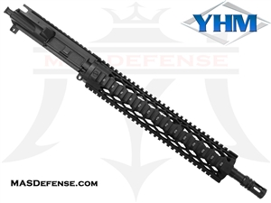 "14.5"" 5.56 / .223 BARRELED UPPER - YANKEE HILL 12.58"" DIAMOND"