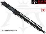 "16"" 300 BLACKOUT BARRELED UPPER - MAS NERO 15"" M-LOK RAIL"