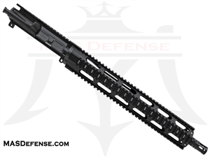"16"" 5.56 / .223 BARRELED UPPER - OMEGA 15"" SERIES - MID LENGTH GAS"