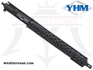 "16"" 5.56 / .223 BARRELED UPPER - YANKEE HILL 15"" TODD JARRETT - MID LENGTH GAS"