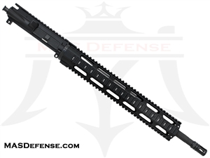 "18"" .223 WYLDE BARRELED UPPER - OMEGA 15"" SERIES  - RIFLE GAS"