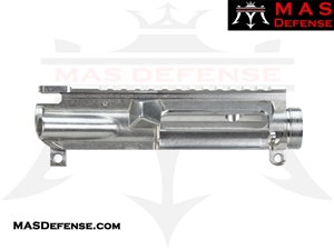 MAS DEFENSE AR15 UPPER RECEIVER - NON ANODIZED