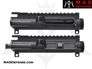 MAS DEFENSE AR15 UPPER RECEIVER - NO T-MARK