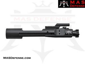 M16 BOLT CARRIER GROUP 5.56 & 300 BLACKOUT BCG - DIAMOND LIKE CARBON (DLC)