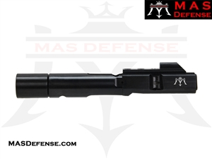 9MM AR9 BOLT CARRIER GROUP GLOCK AND COLT BCG - MELONITE NITRIDE