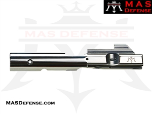 AR-9 9MM BOLT CARRIER GROUP GLOCK AND COLT BCG - RADIANT SILVER
