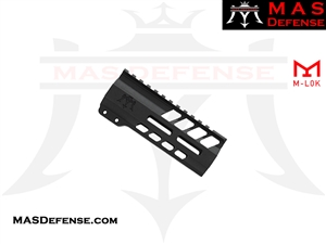 "MAS DEFENSE 5.5"" NERO M-LOK FREE FLOAT"