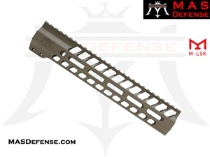 "MAS DEFENSE 11"" NERO M-LOK FREE FLOAT - FDE"