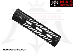"MAS DEFENSE 9.87"" SQUADRON LIGHTWEIGHT QUAD RAIL"