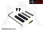 ANTI-ROTATION TRIGGER / HAMMER PIN SET GEN 2 AR-15