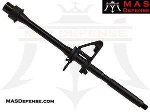 "16.5"" 5.56 / .223 1X7 M4 CONTOUR MELONITE NITRIDE BARREL W/ FRONT SIGHT BLOCK (FSB)"