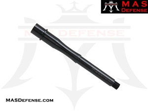 "8.5"" 300 AAC BLACKOUT MATCH GRADE 1x7 4150 CrMoV MELONITE NITRIDE BARREL"
