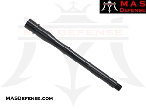 "10.5"" 300 AAC BLACKOUT MATCH GRADE 1x7 4150 CrMoV MELONITE NITRIDE BARREL"
