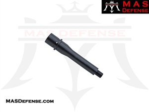 "7.5"" 9MM 1x10 MELONITE NITRIDE BARREL"