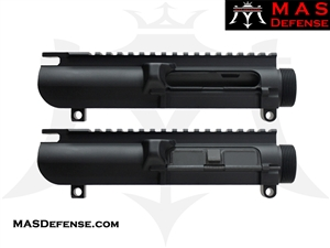 MAS DEFENSE AR-10 DPMS GEN 1 COMPLETE UPPER RECEIVER - NO FORWARD ASSIST