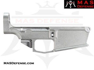 80% FORGED LOWER RECEIVER AR-10 - RAW