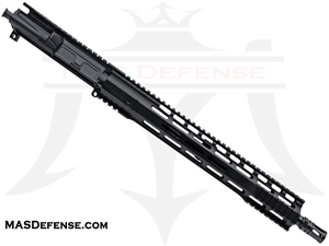 "16"" 300 BLACKOUT BARRELED UPPER - BA GEN3 15"" M-LOK"