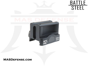 BATTLE STEEL TRIJICON  MRO MOUNT FULL CO-WITNESS - MROFCW