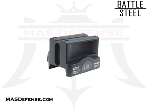 BATTLE STEEL TRIJICON  MRO MOUNT LOWER 1/3 CO-WITNESS - MROL13