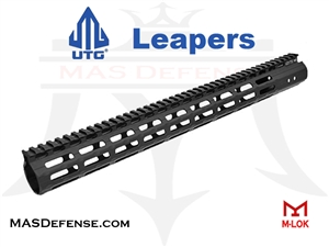 "UTG PRO M-LOK 17"" SUPER SLIM FREE FLOAT - MTU037SSM"
