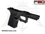 POLYMER80 GLOCK 19/23 80% POLYMER LOWER RECEIVER BLACK - PF940Cv1-BLK