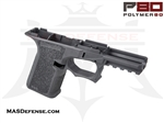 POLYMER80 GLOCK 19/23 80% POLYMER LOWER RECEIVER GRAY - PF940Cv1-GRY