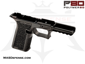 POLYMER80 GLOCK 17 80% POLYMER LOWER RECEIVER BLACK - PF940v2-BLK