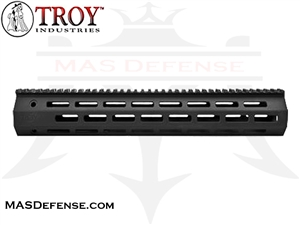 "TROY INDUSTRIES 15"" M-LOK RAIL - SRAI-ML1-15BT-00"