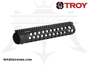 "TROY INDUSTRIES 11"" ALPHA RAIL - STRX-AL1-11BT-01"